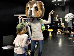 Gå på opdagelse: Kom med bag scenen på Aalborg Teater