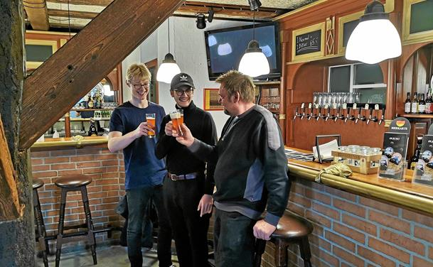 Medister-fest i Løkken: En laaaang tradition ...