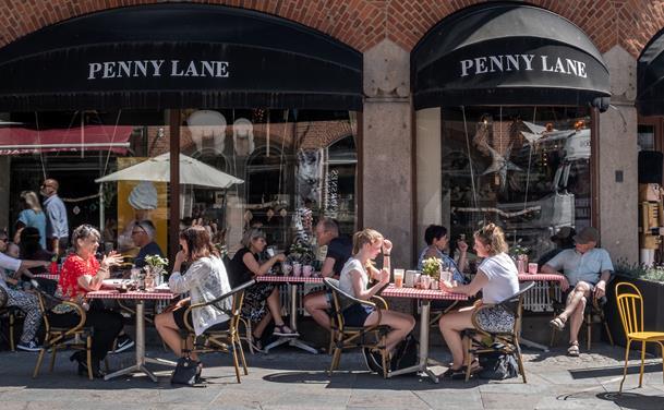 Musik og foredrag: Penny Lane satser på oplevelser