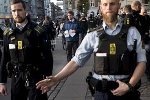 Demo i Jomfru Ane Gade: Politiet skal passe på Paludan mens han smører koranen ind i svinelort