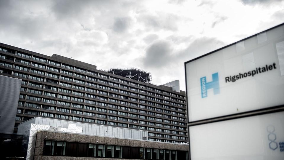 Sundhedsplatformen vil koste Region Hovedstaden to milliarder kroner, men de hospitalsansatte er ikke imponerede. Foto: Scanpix/Mads Claus Rasmussen/arkiv