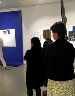 Socialt samvær og lokal kunst i verdensklasse