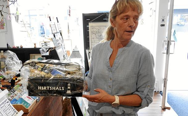 Kunsthåndværket stiger i Hirtshals