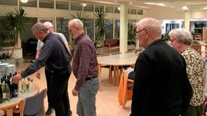 Sektionsvindere og oprykkere fundet i bridgeklubben