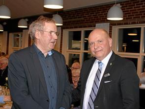 Søren Gade i seniorklubben