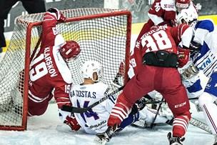 Aalborg-forward giver Heinz Ehlers den første sejr