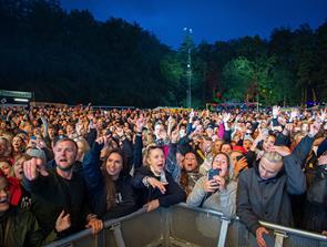 Hovednavn på trapperne: Nibe varmer op til næste års festival