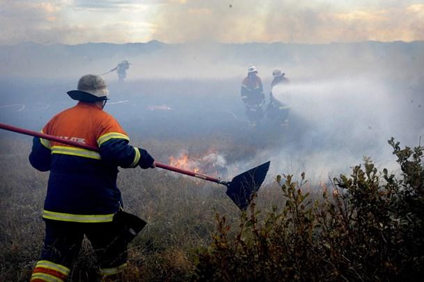 Nu begynder sæsonen for naturbrande