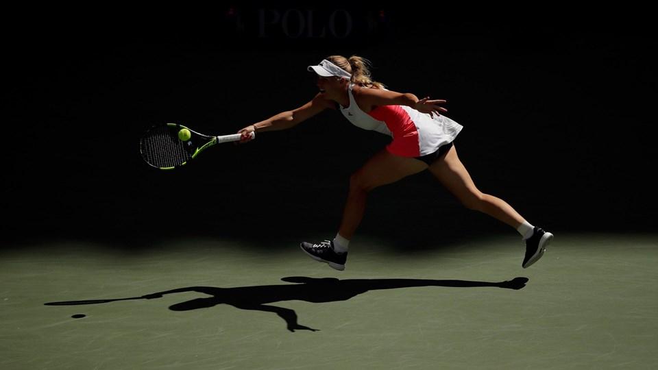2016 US Open - Day 7, Caroline Wozniacki Foto: Scanpix/Andy Lyons