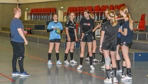 Løgstør HK's U14-piger klar til DM