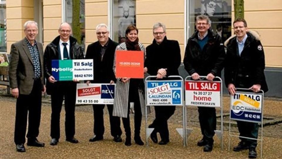 Spar Nord, Susanne Helberg og byens ejendomsmæglere indkalder alle huskøbere, hussælgerne og andre, der tænker i de baner, til temaaften. Privatfoto