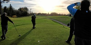 Afslutningsturnering Sindal Golf Klub