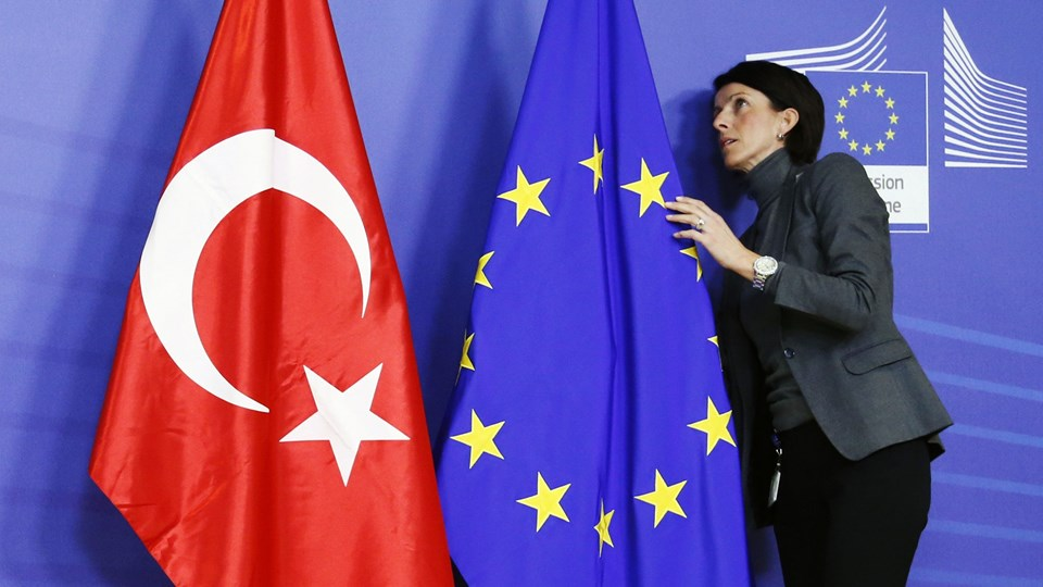 Tyrkiet er et af de lande, der kandiderer til et EU-medlemskab, men i stigende grad opfattes som mere korrupt. Foto: Reuters/Francois Lenoir/Reuters/arkiv
