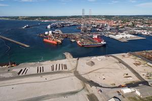 Rekordresultat for Frederikshavn Havn
