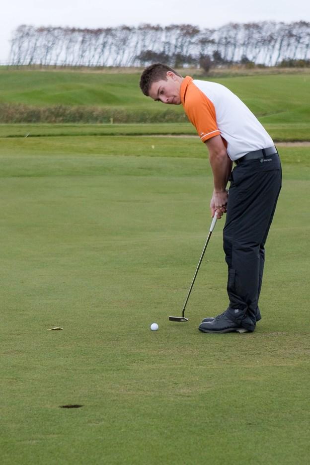 Aktiv sommerdag henvender sig til børn og unge mellem 8 og 18 år, som får lidt inspiration fra dygtige golfspillere undervejs.  Arkivfoto