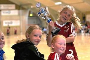 Arrangører jubler: Dronninglund Cup blev en stor succes