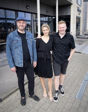 Nordisk mad og ny ejere på Bryggen