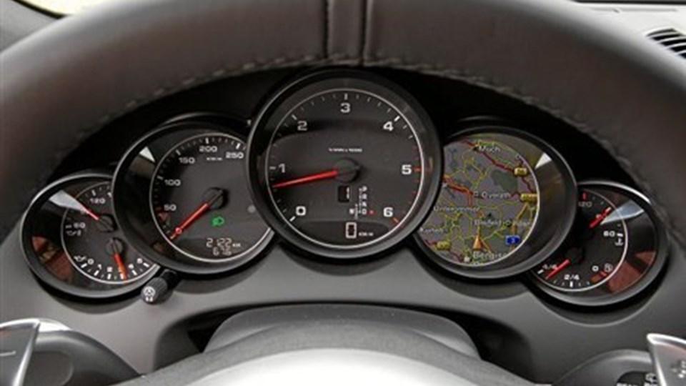 Nordmændene er ikke altid så gode til at holde øje med speedometeret, men til gengæld er de kreative med undskyldningerne. Arkivfoto