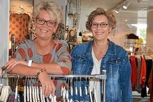 Her har kvinder købt tøj gennem 50 år: Sådan overlever butik i by med kun 1100 indbyggere