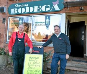 Skørping Bodega version 2.0 snart klar til åbning
