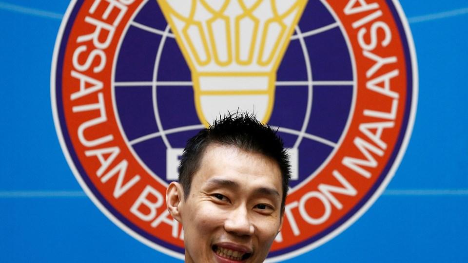Lee Chong Wei viste sig første gang offentligt efter sin kræftdiagnose, da han torsdag holdt pressemøde i Kuala Lumpur.