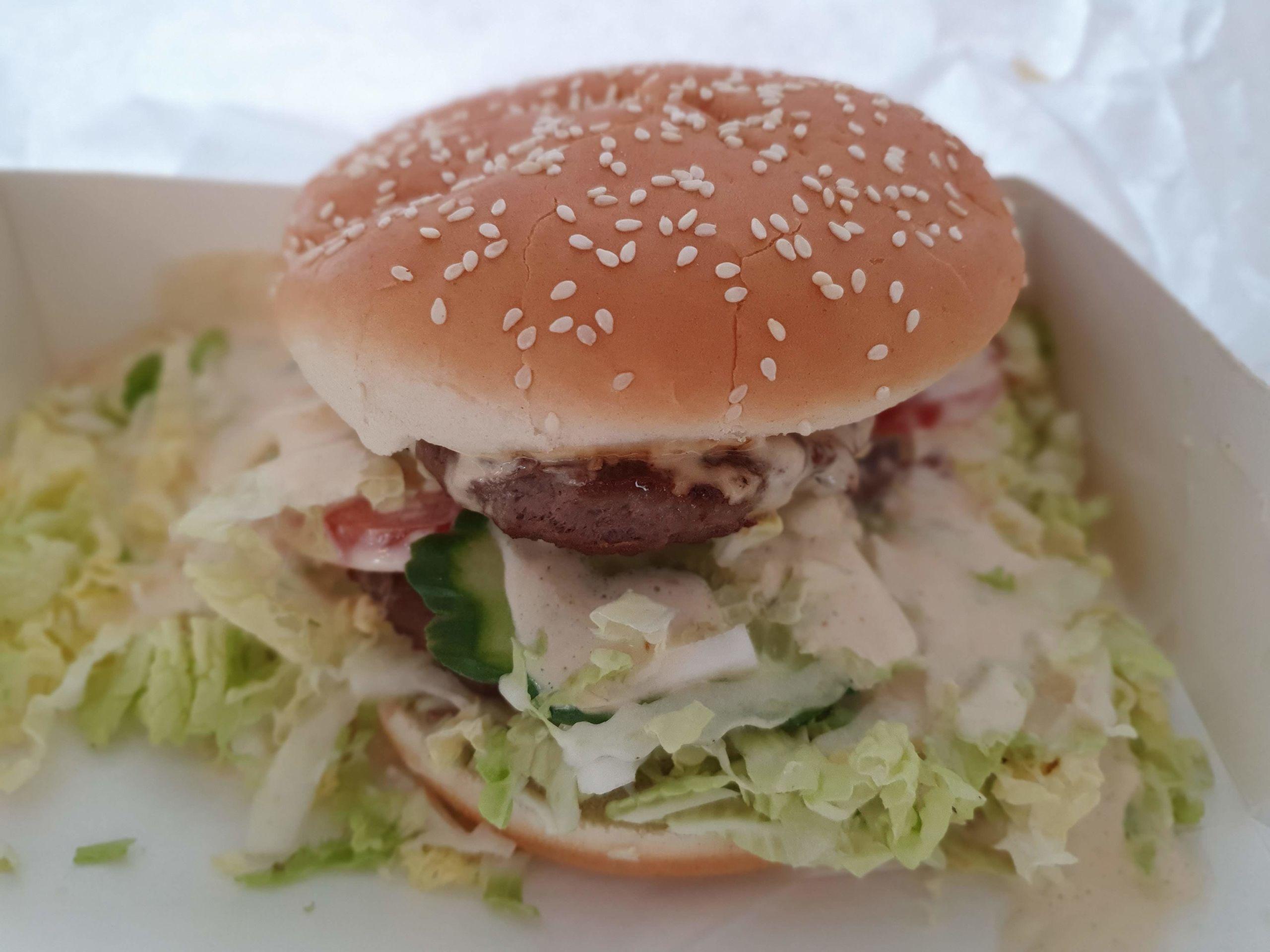 Druknet i dressing: Her er min ærlige mening om legendarisk burger