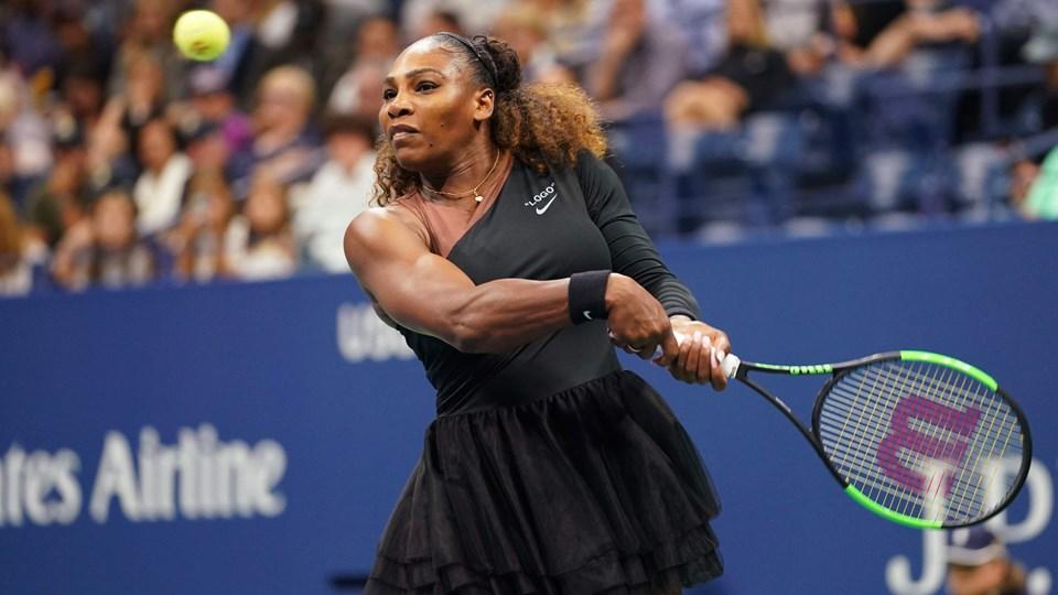 Serena Williams har med nattens sejr nu vundet 18 af sine 30 kampe mod storesøster Venus Williams. Foto: Don Emmert/Ritzau Scanpix