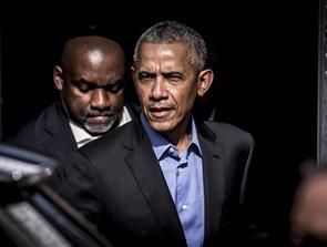 Barack Obama kommer til Nordjylland
