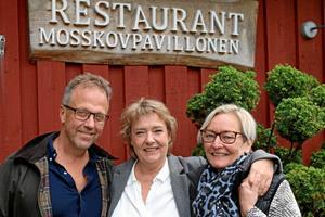 Nyt værtspar bag Mosskov Pavillonen: Her er deres tanker