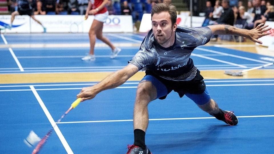Jan Ø. Jørgensen hentede en sejr i Skælskør, men det var ikke nok til en samlet sejr i holdkampen. Arkivfoto: Lars Pauli