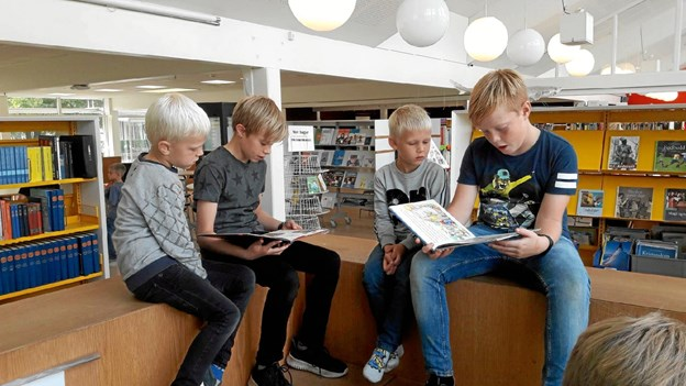 Foto: Højene Skole