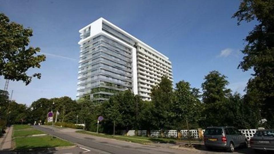 Årsmøder, konferencer og kongresser i Aalborg har betydet, at rekordmange har boet på hotel i Aalborg. Arkivfoto: Torben Hansen.