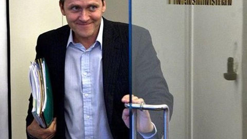 Anders Samuelsen fra Liberal Alliance afviser rygter om lukning. Arkivfoto: Casper Christoffersen