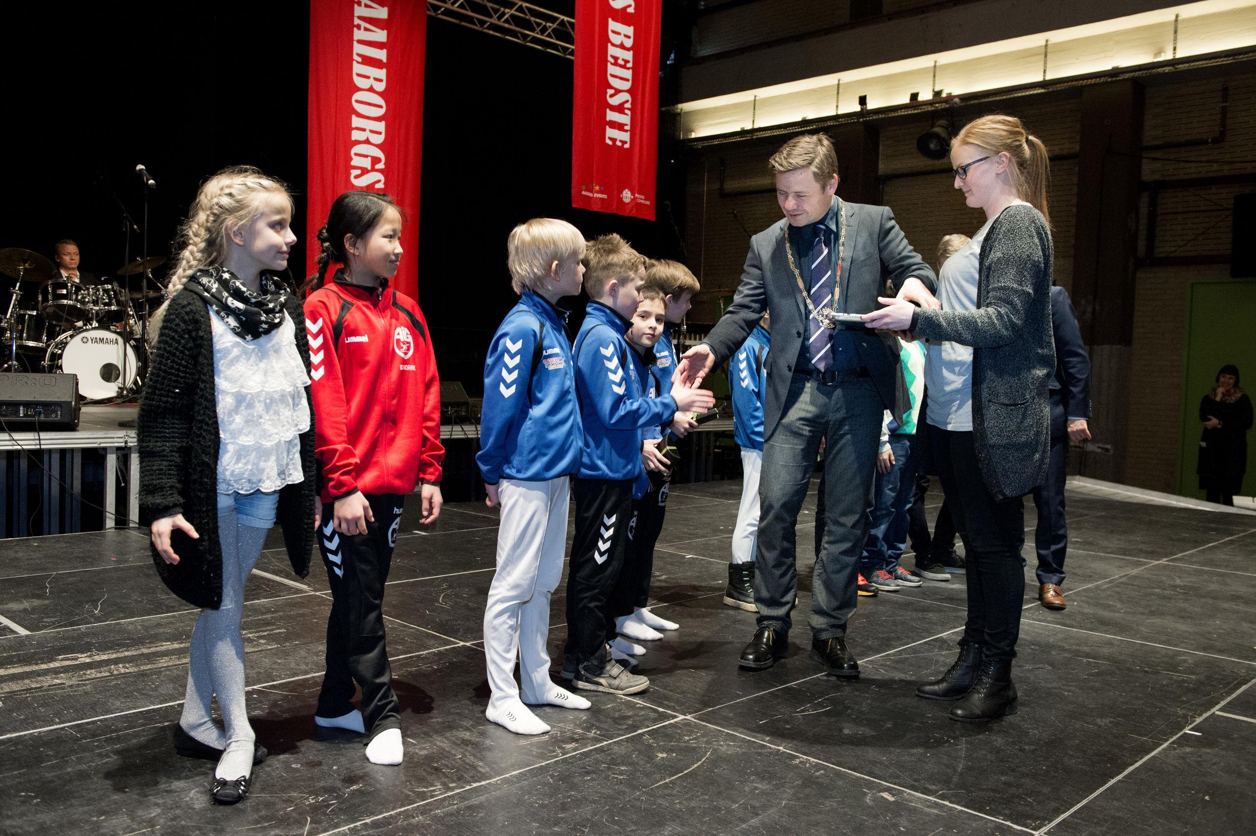 Så dygtige er de: Aalborg hylder de bedste sportsfolk