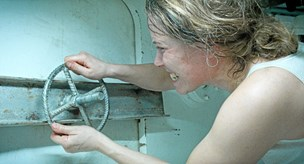Cutterhead: Et filmisk kollaps i 20 meters dybde