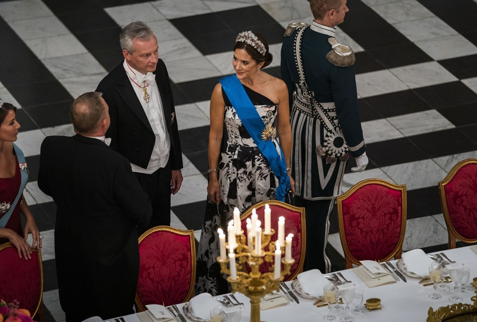 Kronprinsesse Mary. Foto: Martin Sylvest/Scanpix Ritzau