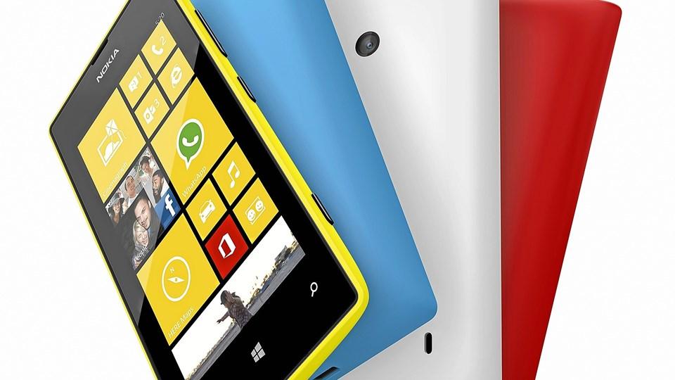 For to år siden begyndte Nokia at bruge Microsofts Windows 8-platform i sine smartphones.Arkivfoto