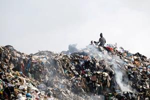 Verdensbanken advarer om eksplosion i mængden af affald
