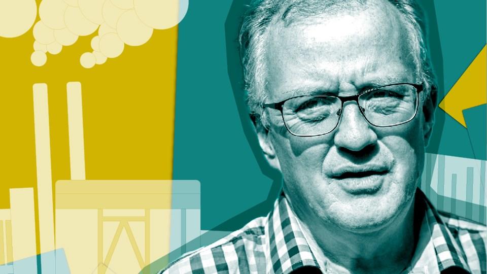 Moderne villaarkitektur hører ikke hjemme i Gl. Hasseris intime landsbymiljø, mener Lars Stenbygaard, formand for Gl. Hasseris. Det er hans indtryk, at by- og landskabsforvaltningen deler dét synspunkt. Illustration: Christian Made Hagelskjær