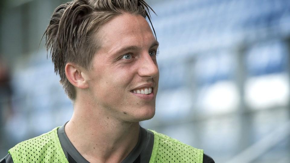 Nicki Bille har spillet tre kampe for det danske A-landshold. (Arkivfoto)