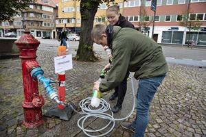 Vandet kan igen drikkes fra hanerne i Aalborg