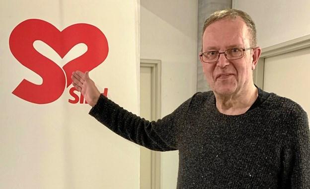 Erik Holm Sørensen er i dag aktiv i Sind, hvor han er med i bestyrelsesarbejdet