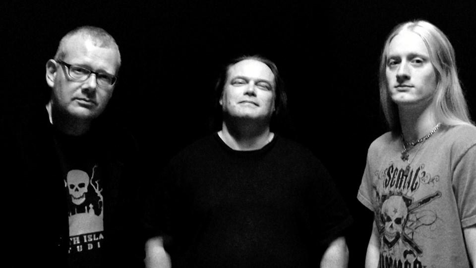 Blues-rock-bandet Blindstone - med Jesper Bunk, Martin J. Andersen og Sigurd Jøhnk-Jensen - bliver Thisteds bidrag til den musikalske del af no\\art.