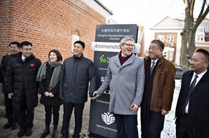 Kineserne kommer til Hjørring: Borgmester håber på økonomisk gevinst
