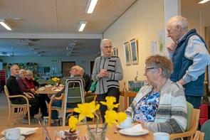Tekniske problemer og sygdom gav ændringer i Solgårdens program
