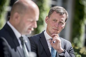 Justitsministeren: Politiet mangler milliard til næste år