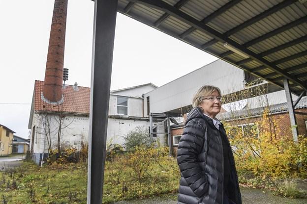 Byrådsmedlem: - Riv det gamle mejeri i Farsø ned - nu, tak