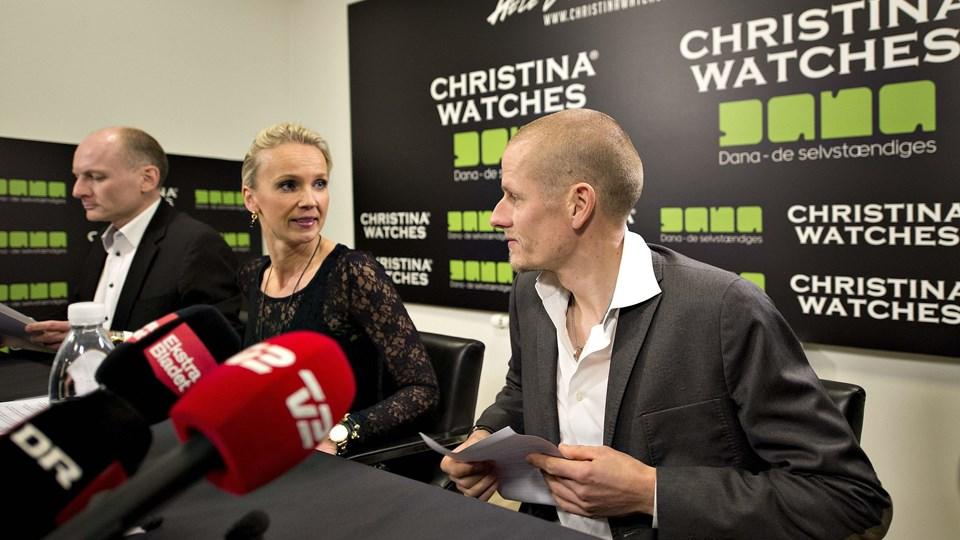 Michael Rasmussens afhøringer har trukket store veksler på ADD. Foto: Henning Bagger/Scanpix