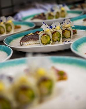 Sushi og italiensk: Aalborg-restauranter dystede om semifinale