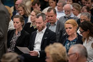 Støjberg og Trane Nørby mødes i Kolding til sidste duel